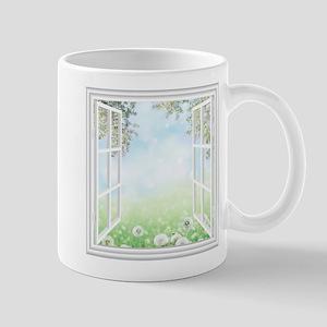 Spring View Mugs
