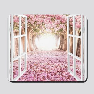 Romantic View Mousepad