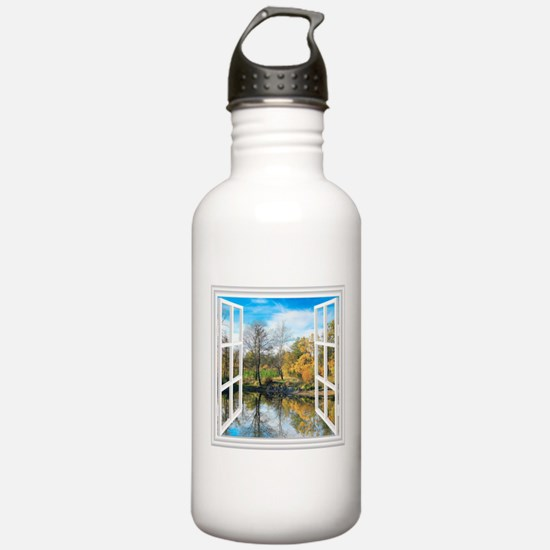 Lake View Water Bottle