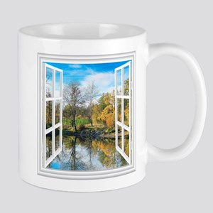 Lake View Mugs