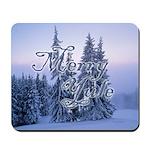 Merry Yule Mousepad