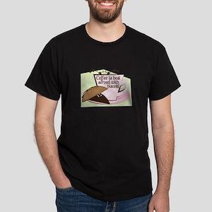 Coffee Biscotti T-Shirt