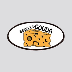 Smells Gouda Patches