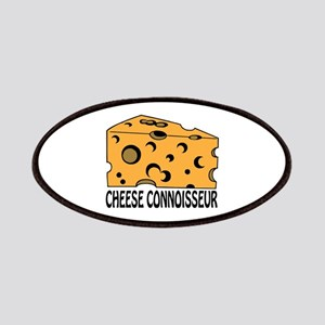 Cheese Connoisseur Patches