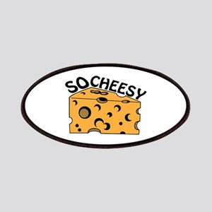 So Cheesy Patches