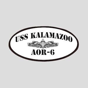 USS KALAMAZOO Patch