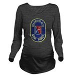 USS KAWISHIWI Long Sleeve Maternity T-Shirt