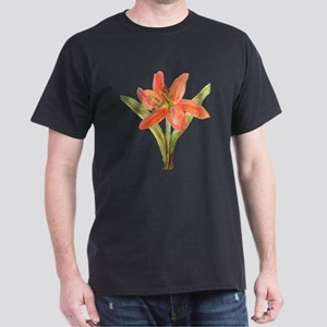 Tiger Lily Dark T-Shirt
