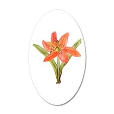 Tiger Lily Wall Decal