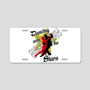 Dancing With The Stars Aluminum License Plate