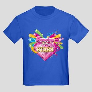 Dancing with the Stars Kids Dark T-Shirt
