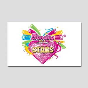 Dancing with the Stars Car Magnet 20 x 12