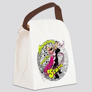 Dancing With The Stars Canvas Lunch Bag