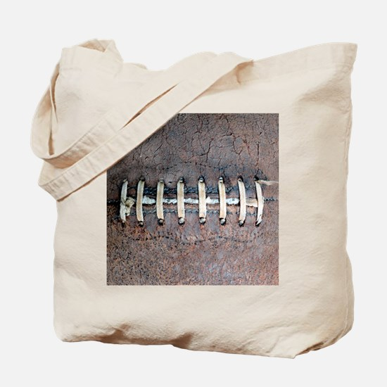 Cool Brown leather Tote Bag
