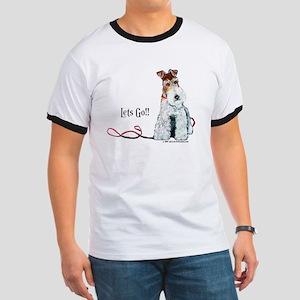 Fox Terrier Walk Ringer T