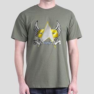 Star Trek Doctor Tattoo Dark T-Shirt