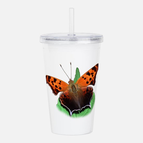 Cute Butter Acrylic Double-wall Tumbler
