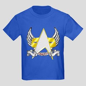 Star Trek Chakotay Tattoo Kids Dark T-Shirt