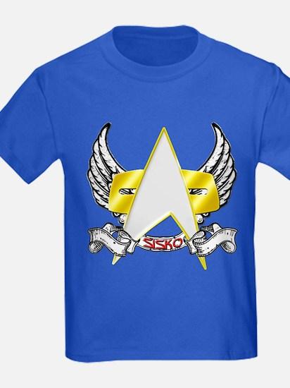 Star Trek Sisko Tattoo T