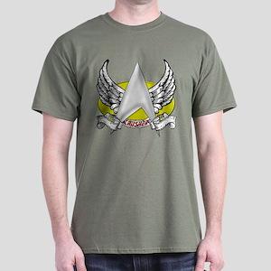 Star Trek Wesley Tattoo Dark T-Shirt