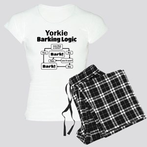 Yorkie Logic Women's Light Pajamas