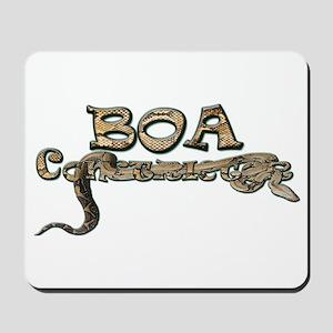 Boa Mousepad