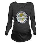 USS KRETCHMER Long Sleeve Maternity T-Shirt