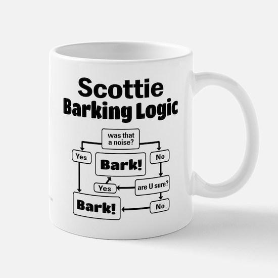 Scottie Logic Mug