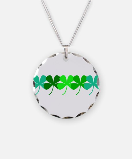 Cute St pattys day Necklace