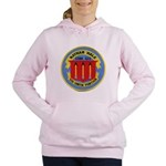 USS NATHAN HALE Women's Hooded Sweatshirt