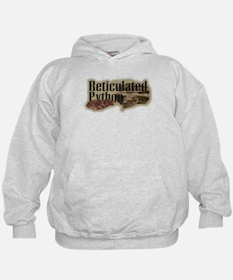 Reticulated Python Hoodie