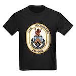USS NICHOLSON Kids Dark T-Shirt