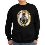 USS NICHOLSON Sweatshirt (dark)