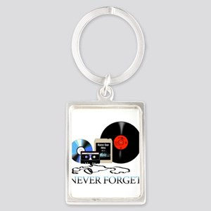 never-4 Keychains