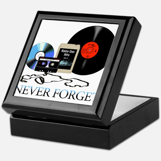 never-4 Keepsake Box