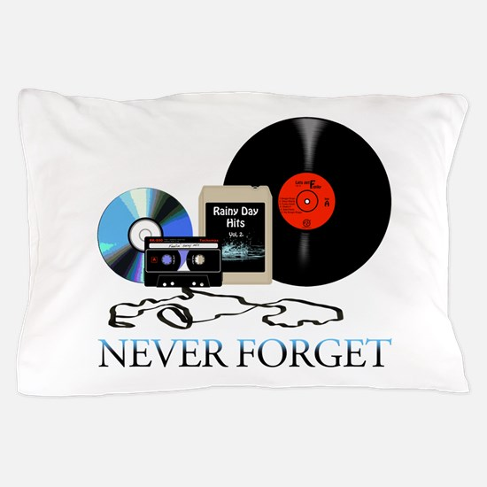 never-4 Pillow Case