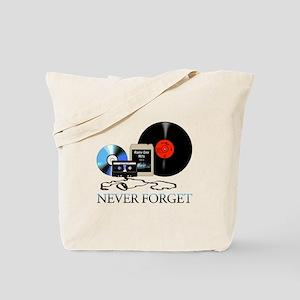 never-4 Tote Bag