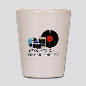 never-4 Shot Glass