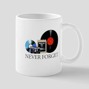never-2 Mugs