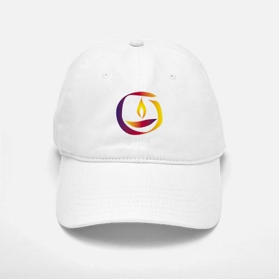 Rainbow Chalice Baseball Baseball Cap