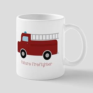 Future Firefighter Mugs