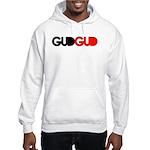 Black Logo Hoodie Hooded Sweatshirt
