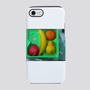 marzipan fruit in plastic box iPhone 7 Tough Case