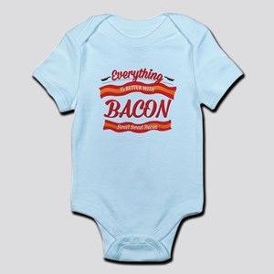Everything is Better With Bacon Body Suit