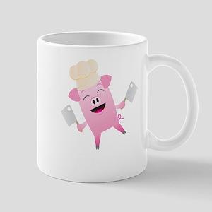 Pork Chop Mugs
