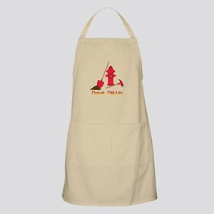 Flame Fighter Apron