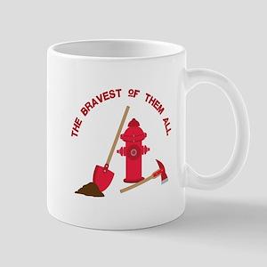 The Bravest Mugs
