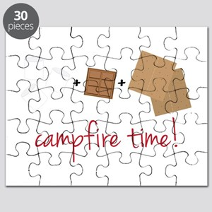 Campfire Time Puzzle