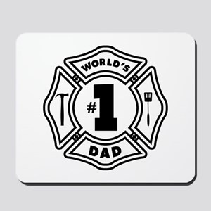 FD DAD Mousepad