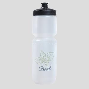 Basil Plant Sports Bottle